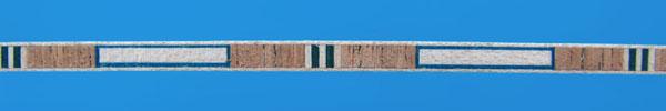 Modified ladder pattern for Huber Banjos