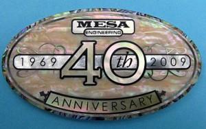 emblem for Mesa Engineering