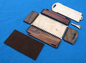 hardwood box kit