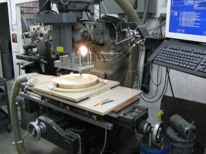 precision CNC routing