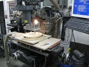 precision CNC routing