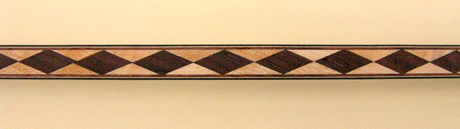 wood inlay strips